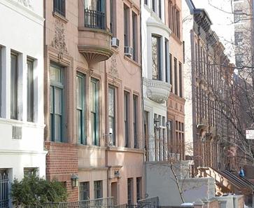 West Seventy-First Street in New York City