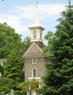 Old Swede's Church, Philadelphia.