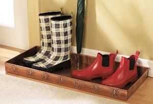 Gardeners English Boot Trays