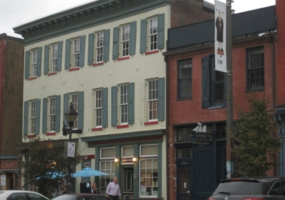 Another cafe/pub in Fell's Point.