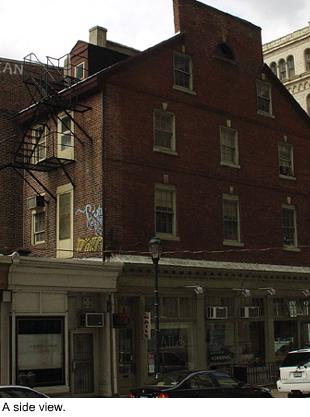 700 Samsom Street, side view.