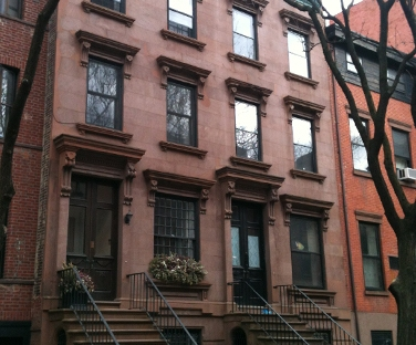 Row House of the Week – A Brownstone in Brooklyn – The Urban Rowhouse