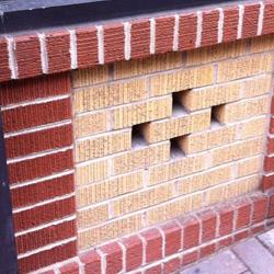Bricks in Philadelphia