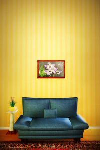 Finding the right sofa for your row house can be a challenge.