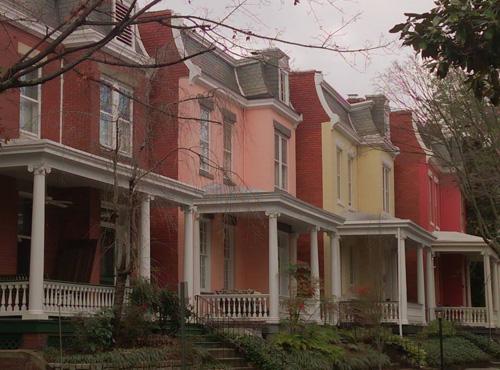 The Fan District, Richmond, Virginia