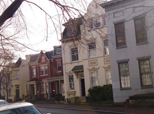 Victorian Row Houses In Richmond Virginia Row House Living