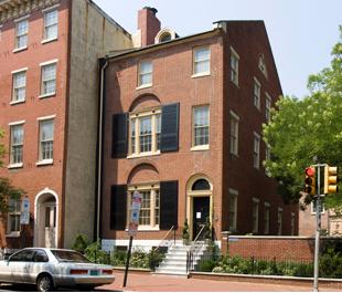 The Joseph Sims House, Philadelphia, Pa.