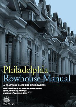 The Philadelphia Rowhouse Manual