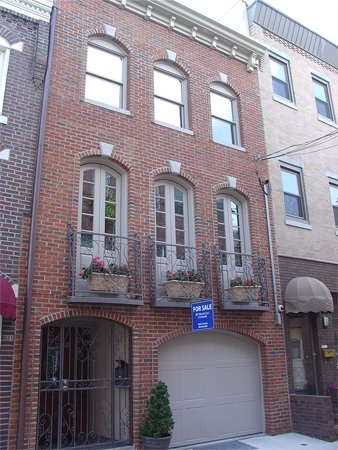 Philadelphia Row House - Contemporary