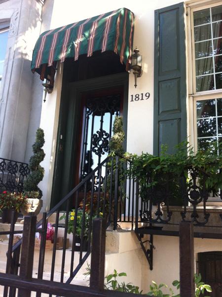 Greek Revival Row House, Philadelphia