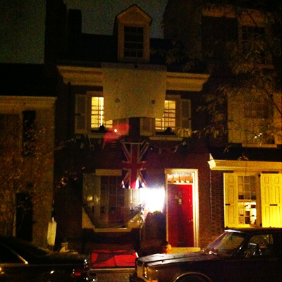 Row House Halloween