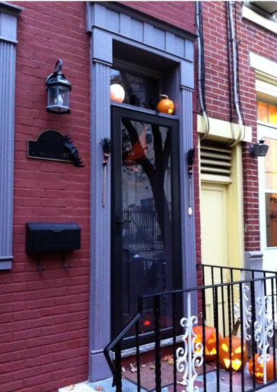 Row House Halloween