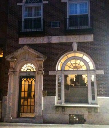 Federal Row House