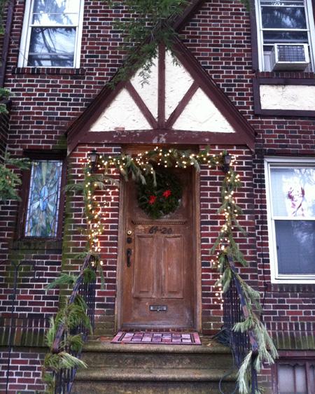 Row House Holiday 2014