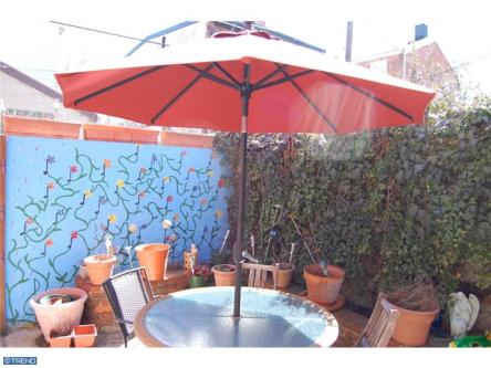 130 Queen Street: Patio