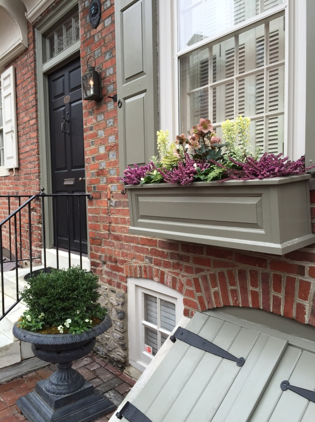Spring Windowbox Garden