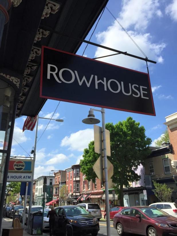 Rowhouse Vintage in Manayunk, Philadelphia