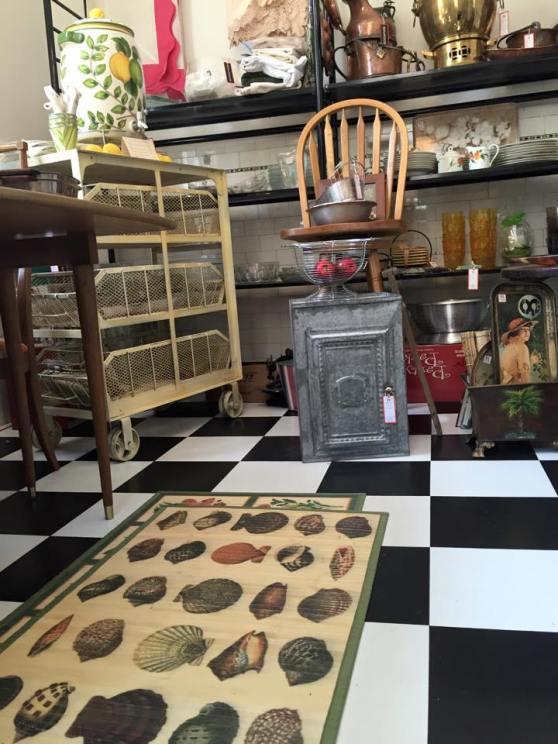 Rowhouse Vintage, Manayunk, Philadelphia