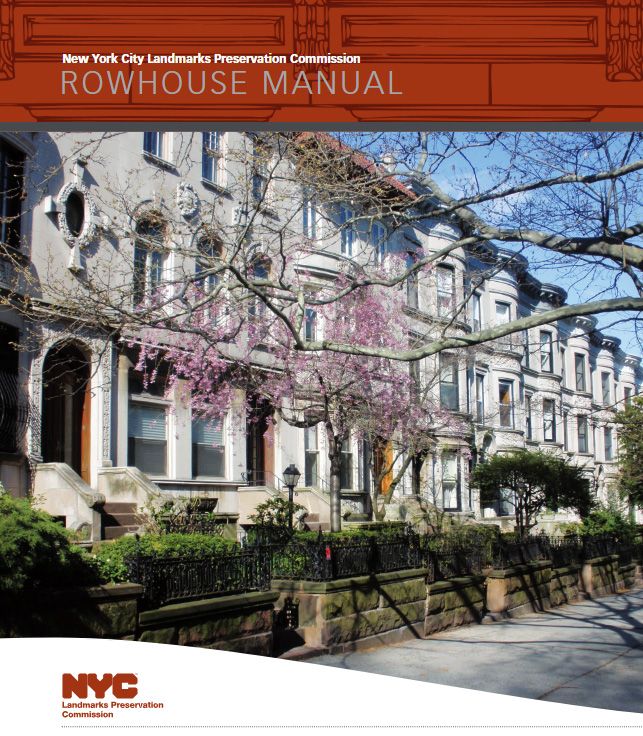 NYC Row House Manual