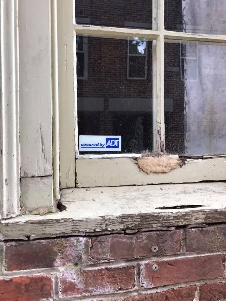Repairing Wood Windows